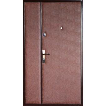 Дверь металлическая производства РБ Двустворчатая