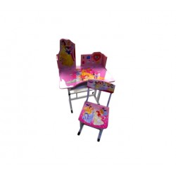 """Детский столик со стулом """"Сказочные принцессы"""""""
