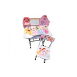 """Детский столик со стулом """"Принцессы"""""""