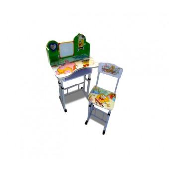 """Детский столик со стулом """"Спанч Боб"""""""