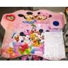 "Детский столик со стулом ""Mickey mouse pink"""