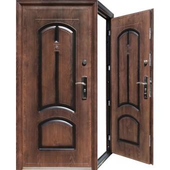 Дверь металлическая Магна М-04 (Magna)