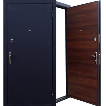 Дверь металлическая Стальная линия эконом