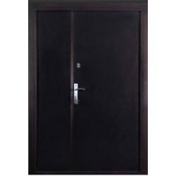 Двери входные двустворчатая металлическая Ваша рамка №26 (РБ)