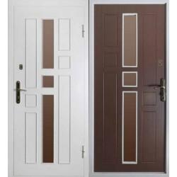 Двери входные металлическая Ваша рамка №16 (РБ)