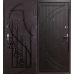 Двери входные металлическая Ваша рамка №17 (РБ)