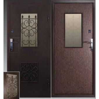 Двери входные металлическая Ваша рамка №18 (РБ)
