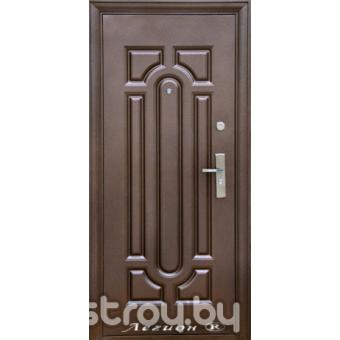 Дверь входная металлическая Легион МТ-09D