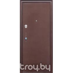Дверь входная металлическая утепленная Капитал U18 (серия Уют) с МДФ