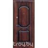 Дверь металлическая утепленная Капитал U19 (серия Уют) с МДФ