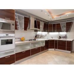 Кухня под заказ проект №76