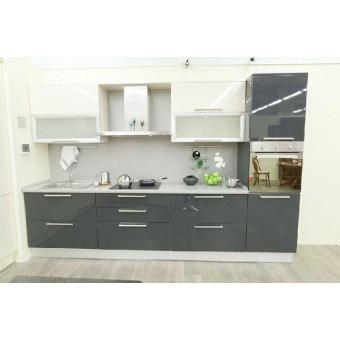 Кухня под заказ проект №79