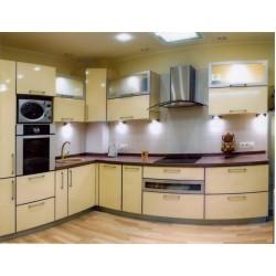 Кухня под заказ проект №82