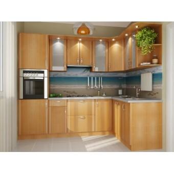 Кухня под заказ проект №84
