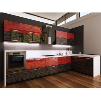 Кухня под заказ проект №94