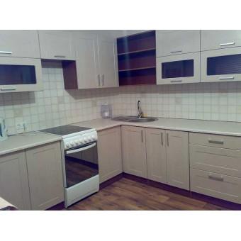 Кухня на заказ проект №42