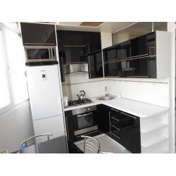 Кухня на заказ проект №44