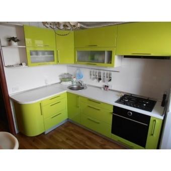 Кухня на заказ проект №45
