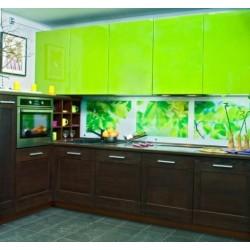 Кухня на заказ проект №51