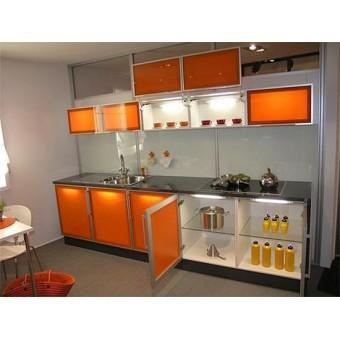 Кухня на заказ проект №53