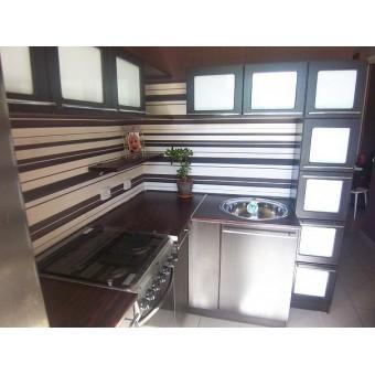 Кухня на заказ проект №54