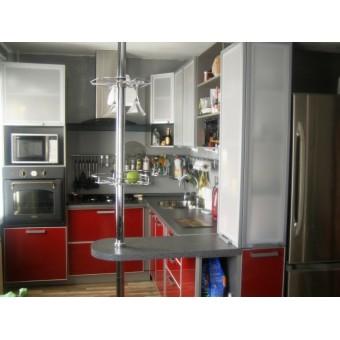 Кухня на заказ проект №66