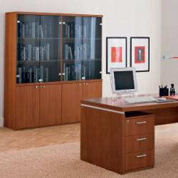 Шкаф для документов на заказ №3