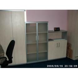 Шкаф для документов на заказ №5