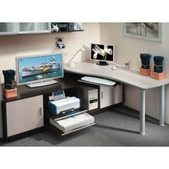 Компьютерный стол на заказ №15