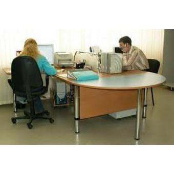 Офисный стол на заказ №3