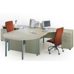Офисный стол на заказ №4