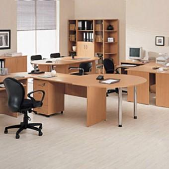 Офисный стол на заказ №5