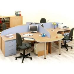 Офисный стол на заказ №6