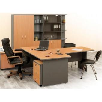 Стол для руководителя на заказ №2