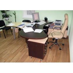 Стол для руководителя на заказ №4