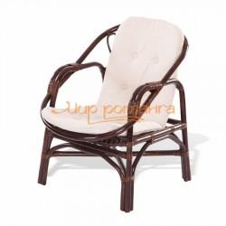 Кресло из ротанга  02/04B