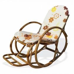 Кресло-качалка из ротанга 05/20 ЭКО-Лайт