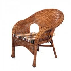 Кресло для отдыха из ротанга «Жизель»