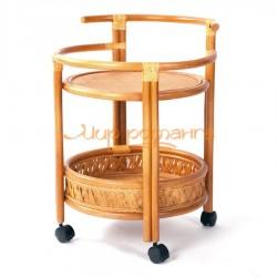 Столик барный «КАСАБЛАНКА» сервировочный