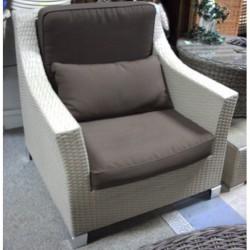 Кресло Калибри из искусственного ротанга