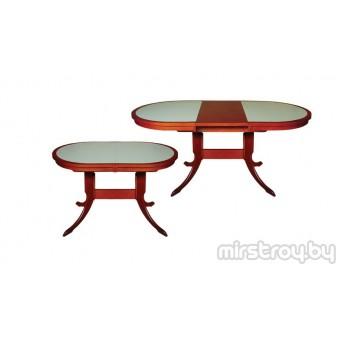 Стол обеденный Лилия с камнем