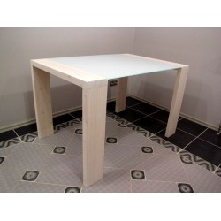 Стол кухонный стеклянный Groos
