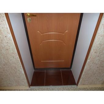 Дверные откосы пластиковые (ПВХ)