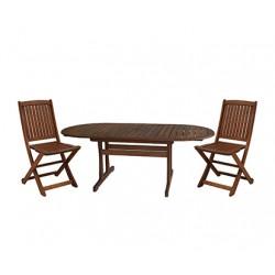 Стол PARIS и 8 стульев MODENA, Garden4you 06254, 07098