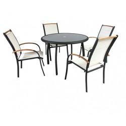Комплект мебели EDMONTON, Garden4you 12794, 12793