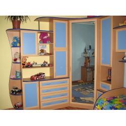 Детская мебель на заказ №11