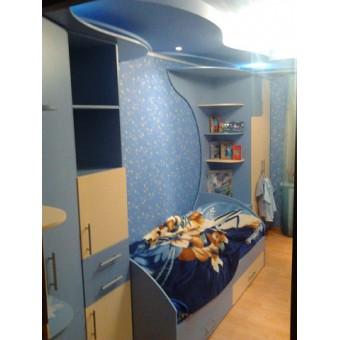 Детская мебель на заказ №23