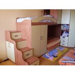 Детская мебель на заказ №25