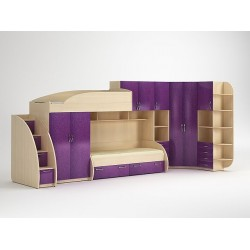 Детская мебель на заказ №27