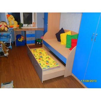 Детская мебель на заказ №32